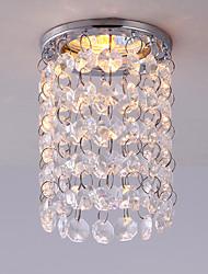 Lâmpada de Embutir Cristal / LED / Estilo Mini 1 pç