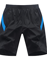 Men's Running Shorts Quick Dry Soft Comfortable Summer Exercise & Fitness Racing Basketball Polyester LooseIndoor Outdoor clothing