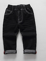 Boy Casual/Daily Solid Jeans-Spandex Winter / Fall