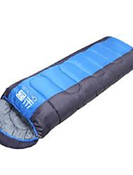 Спальный мешок Прямоугольный Односпальный комплект (Ш 150 x Д 200 см) 10 Утиный пухX100 Походы Путешествия В помещенииХорошая вентиляция
