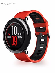 Original Xiaomi Huami Amazfit Smart Watch Heart Rate Monitor Pulse Support Music IP67 Bluetooth 4.0 Wi-Fi Sport Smart Watches