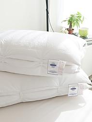 algodão super macio de pelúcia almofadas de penas travesseiro de hotel suprimentos W48 * Tamanho l74cm