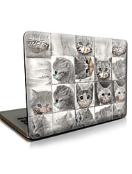 "Case for Macbook 13"" Macbook Air 11""/13"" Macbook Pro 13""/15"" MacBook Pro 13""/15"" with Retina display Animal Plastic Material Laptop Case"