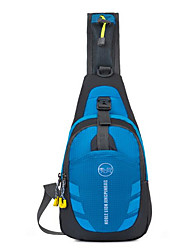 Сумки через плечо Нагрудная сумка для Восхождение Спорт в свободное время Велосипедный спорт/Велоспорт Отдых и туризм Путешествия