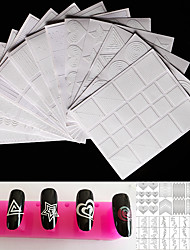 12 Nail Art Kits Nail Art Manicure Tool Kit  Makeup Cosmetic Nail Art DIY