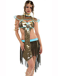 Indian Festival/Holiday Costumes Headwear / Top / Skirt Female Polyester