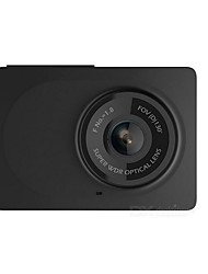 YI Xiaomi Power Edition Black Stealth Car DVR  2.7 inch Screen WDR/3D DNR CMOS Dash Cam