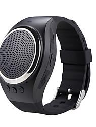 RS SO19 Pulseira InteligenteImpermeável / Pedômetros / Chamada de Voz / Esportivo / Áudio / Monitoramento do Sono / Informação / Controle