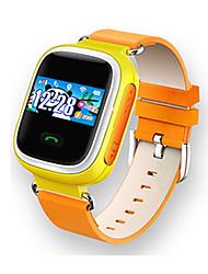 Color Smart Watch Positioning Waterproof Watch