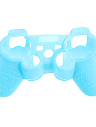 PS3 Controller Noctilucent Protective Case Silicone Skin bag