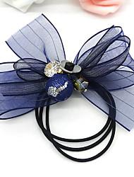 Women Alloy / Gemstone & Crystal / Cubic Zirconia Headband,Party / Work / Casual