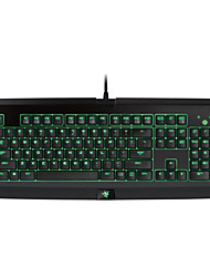 Mechanical keyboard / Gaming keyboard USB Monochromatic backlit Razer BlackWidow Ultimate