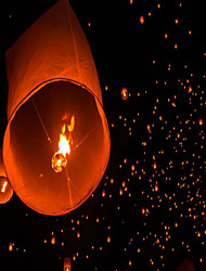 Heart-shaped Kongmin Light Lamp Sky Lantern