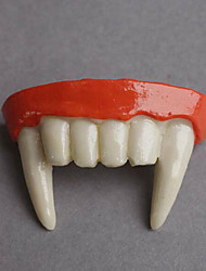 Tricky Creative Toys Halloween Props Show Props Resin Vampire Dentures
