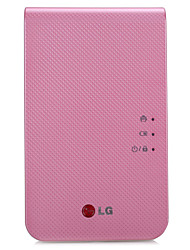 Lg Photo Printer Pd238T With Pink For Popo Printing Machine/Mobile Phone Portable Polaroid White
