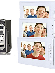 Video Doorbell / Building Equipment / HD Color / Home Intercom Doorbell / Wired Doorbell