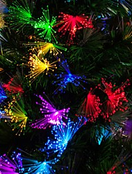 10M Blue/White/Rainbow Color 100-LED Christmas Fairy String Light (100-220V)
