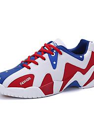 Femme-Sport-Blanc / Noir et rouge / Noir et blancConfort-Chaussures d'Athlétisme-Tulle