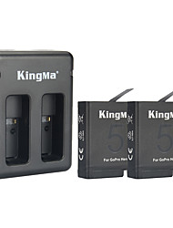 KingMa® Charger Battery For Gopro Hero 5 Bike/Cycling Diving & Snorkeling