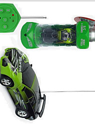 Car Racing 1:12 Brushless Electric RC Car 50km/h 2.4G Green Ready-To-Go Remote Control Car / USB Cable / User Manual