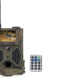 HC300M Hunting Taril Camera / Scouting Camera  1080p 12MP Color CMOS 1280X960 2.0 LCD -30-70 With AA battery Hunting Game Camera