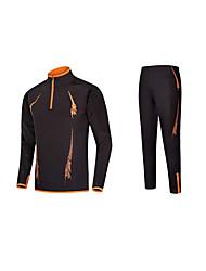 Course / Running Hauts/Tops / Bas Homme Manches longues Confortable PolyesterTaekwondo / Pêche / Exercice & Fitness / Sport de détente /