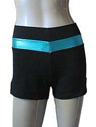 Ballet Bottoms Women's / Children's Training Cotton / Lycra / Metal 1 Piece High Shorts