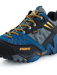 Sneakers Hiking Shoes Men's Anti-Slip Wearproof Breathable Outdoor Breathable Mesh Rubber Cycling Hiking Leisure Sports
