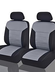 Universal-Autositzbezüge vorn 2 Sitzbezüge passend für die meisten Autos