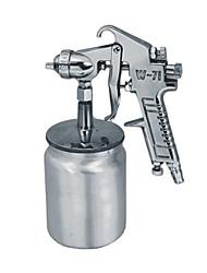 ww-71s manuel sous le pot de peinture au pistolet pulvérisateur pistolet pneumatique