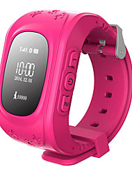 GPS Dual Positioning Children Anti-Lost Oled Watch