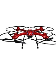 mjx x102h x - Serie rc quadcopter - rot