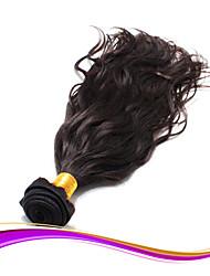 """1 peças lote 8 """"-30"""" brasileiros onda naturais tramas do cabelo virgem marrom # 2 feixes humanos escuros ondulados tecer cabelo emaranhado"""