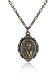 Necklace Non Stone Pendant Necklaces Jewelry Halloween / Wedding / Party / Daily / Casual / SportsUnique Design / Dangling Style /
