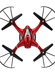 Drone SJ  R/C X300-2C 4CH 6 Eixos Com Câmera HD de 2.0MPRetorno Com 1 Botão Modo Espelho Inteligente Vôo Invertido 360° Acesso à Gravação