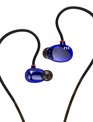 Neutral Product ZS2 Earbuds (In Ear)ForMobile Phone / ComputerWithWith Microphone / Volume Control