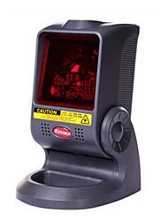 filaire Code de balayage scanner laser supermarché plate-forme de balayage laser