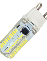 4W G9 G8 LED Corn Lights T 80 SMD 3014 380 lm Warm White / Cool White Dimmable / Decorative AC 220-240 / AC 110-130 V 2 pcs