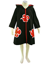 Naruto Anime Cosplay Costumes Coat male