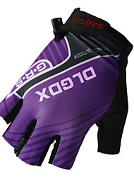 Sports Gloves Bike Fingerless Gloves UnisexAnti-skidding / Shockproof / Breathable / Easy-off pull tab / Wearproof / Wearable / Wicking /