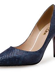 Homme-Extérieure / Bureau & Travail / Habillé / Décontracté / Soirée & Evénement-Noir / Bleu / Violet-Talon Aiguille-Others-Chaussures à