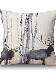 Pillow CaseFloral and Modern