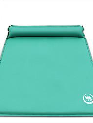 Respirabilidade Almofada de Campismo Verde / Azul Equitação / Campismo Primavera