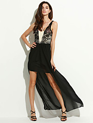 Women's Glamorous Maxi Dress