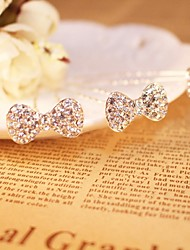 Women's Alloy Headpiece-Wedding / Special Occasion / Casual / Outdoor Flowers / Hair Pin / Hair Stick / Hair Tool 3 Pieces