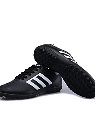 Soccer Shoes Men's Anti-Slip Anti-Shake/Damping Breathable Wearproof Outdoor Low-Top Synthetic Microfiber PU Soccer/Football