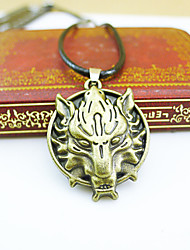 Necklace Jewelry Party / Daily / Casual / Sports Animal Design / Euramerican Alloy Men 1set Gift Coppery