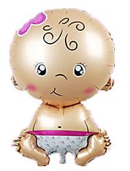 Balões Decoração Para Festas alumínio Bisque Para Meninos / Para Meninas 5 a 7 Anos / 8 a 13 Anos