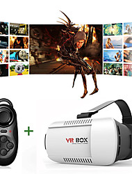 VR 3D Glasses 1.0 Version Virtual Reality Video Movie Game Glasses Headset with Gamepad
