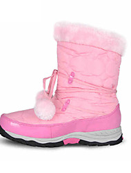 MR.WARM Boys / Girls Snow sports Mid-Calf Boots Winter Anti-Slip / Waterproof / Breathable Shoes White / Pink / Black